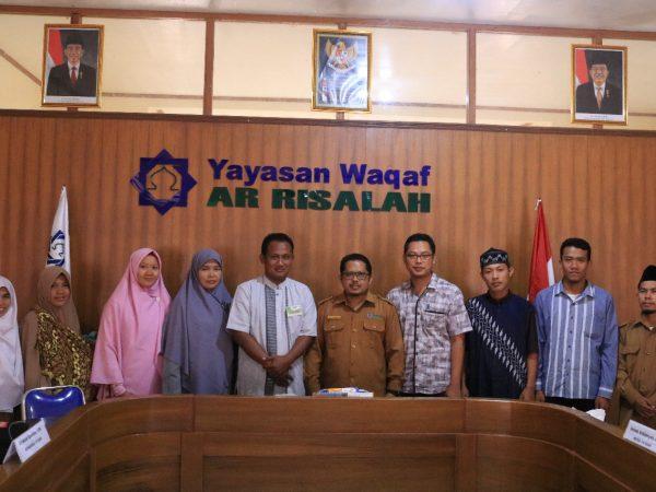 Ar Risalah Jadi Pesantren Model di Sumatera