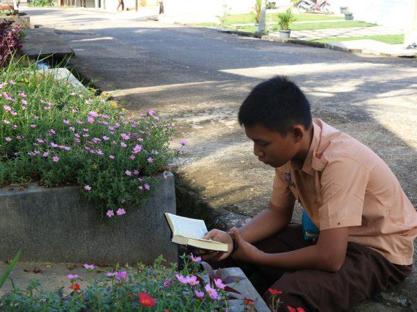 Siswa Ar Risalah Sumbar Ikuti Ujian Tahfizh Al Qur'an