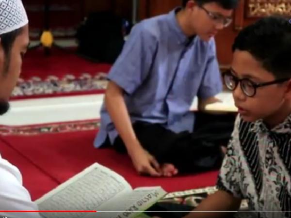 Hafal 10 Juz Al Qur'an, Masuk Ar Risalah Tanpa Tes