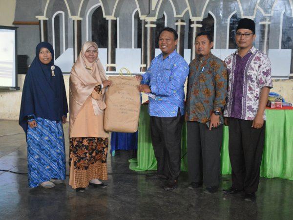 SMP IT Ikhlas Cendikia Lahat Studi Banding ke Ar Risalah