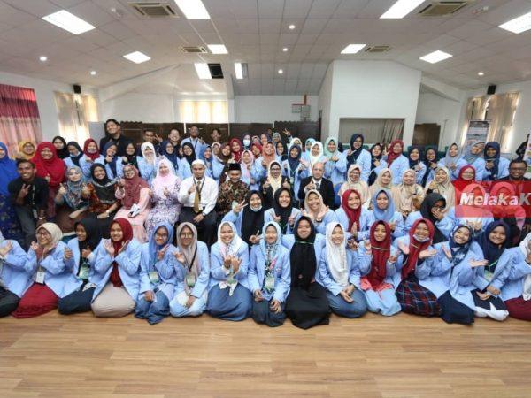 111 siswa bergabung dengan Program Internasionalisasi: Wacana Internasional Ar-Risalah
