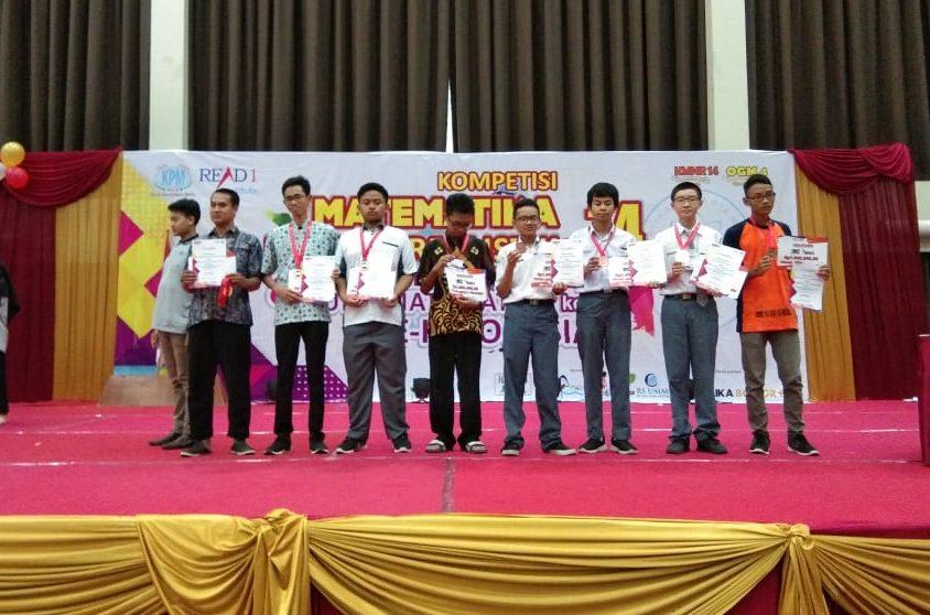 Siswa Ar Risalah raih 2 perunggu pada KMNR 14 se-Indonesia