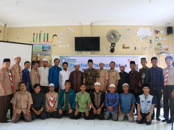 Perguruan Islam Ar Risalah Padang Sertifikasi Guru Tahfizh