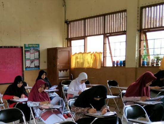 Kembali ke Sekolah, Alumni Ar Risalah Gelar IBS
