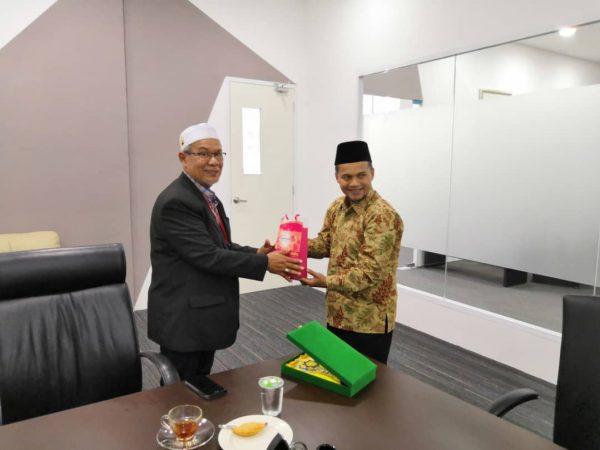 MEDIU Malaysia Siap Jalin MOU dengan Pesantren Ar Risalah