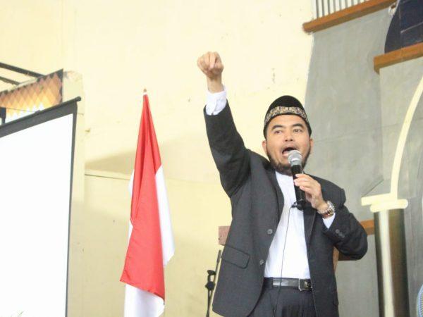 Bebaskan Lahan Wakaf; Komitmen Wali Santri Mencapai 203 Juta