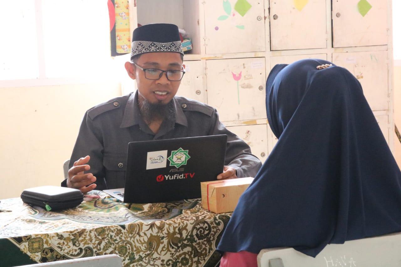 Observasi Calon Siswa SD Qur'an Ar Risalah