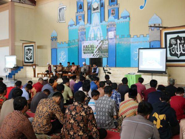 Halal Bi Halal Keluarga Besar Yayasan Wakaf Ar Risalah Sumbar