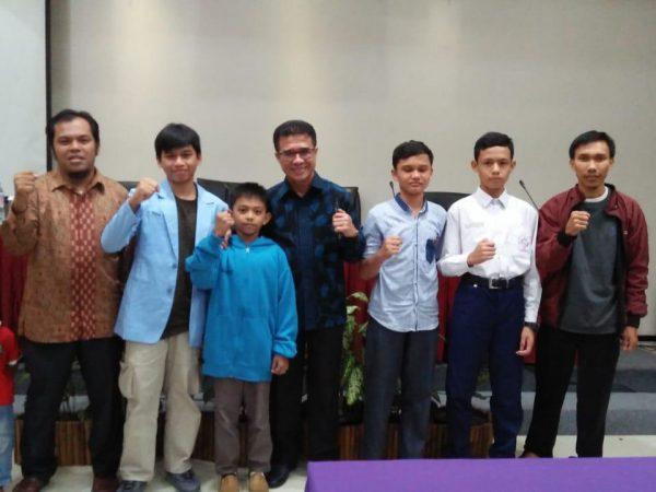 4 Siswa Perguruan Islam Ar Risalah Wakili Sumbar Dalam Olimpiade Sains Nasional di Yogyakarta