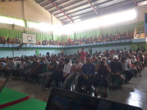 Penyambutan Siswa Baru SMP Perguruan Islam Ar Risalah Sumatera Barat Berlangsung Meriah