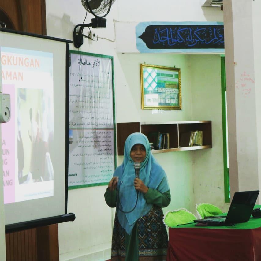 """""""Edukasi Pendidikan"""", Kegiatan Para Siswa Ar Risalah Sumbar Di Hari Perdana Sekolah"""