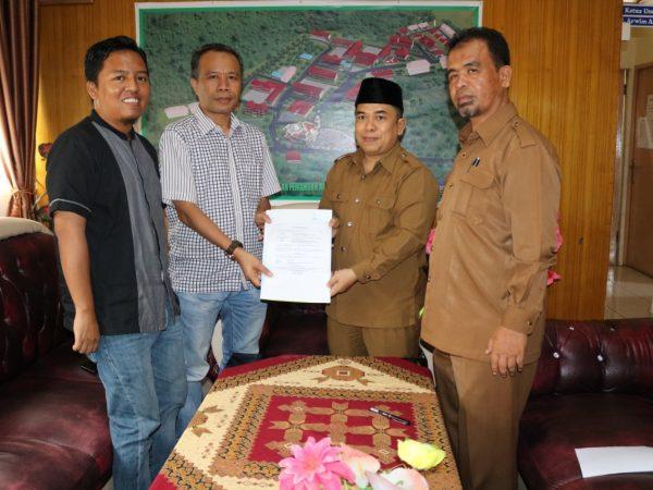BPW Ar Risalah Sumbar Gandeng Koran Posmetro Padang