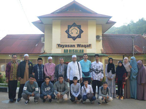 Tahun Ini, Perguruan Islam Ar Risalah Sumbar Kembali Kedatangan Siswa Baru Dari Thailand