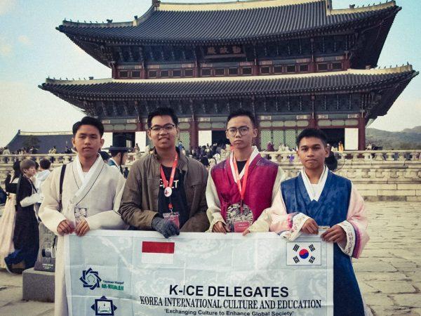 Siswa MA Ar Risalah Padang Jelajahi Korea Selatan