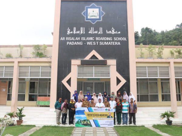IKRAM MUSLEH Malaysia Kunjungi Ar Risalah