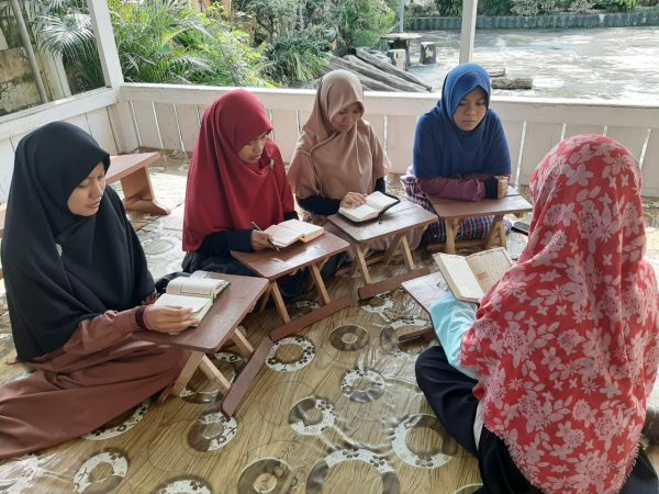 Mukhayyam Al Qur'an; Liburan Ala Musyrifah SMP Ar Risalah Padang