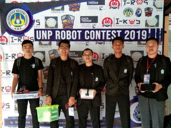 MA Ar Risalah Juara 1 Robotik URC 2019