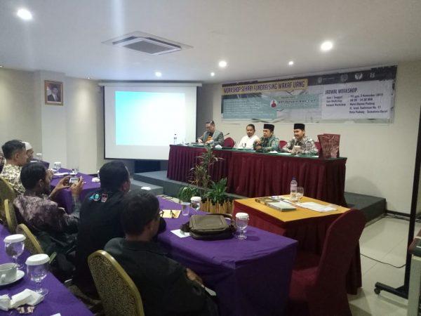 BPW Ar Risalah Jadi Inkubator Yayasan Wakaf Se-Sumatera Barat