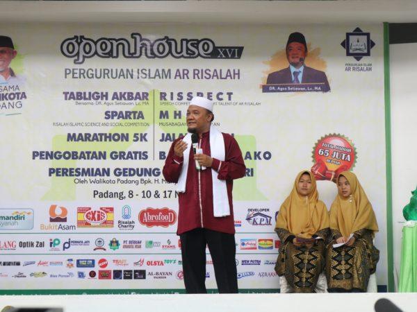 BPW Ar Risalah Roadshow di 4 Kota di Sumatera Barat