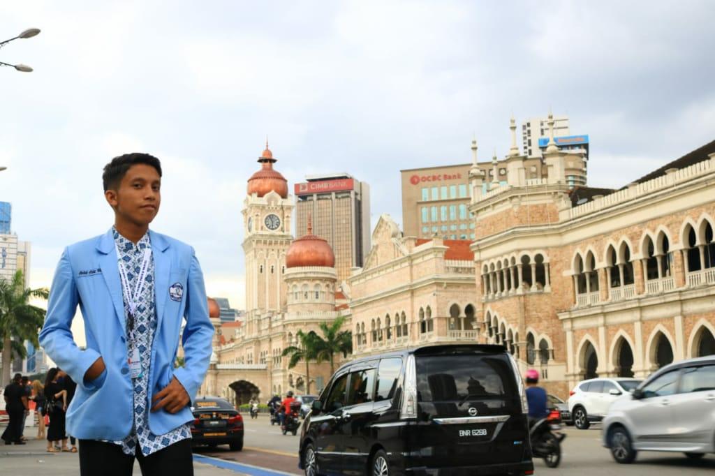 Hafiz 30 Juz di Ar Risalah; Aziz Dapat Beasiswa ke Luar Negeri Hingga S3