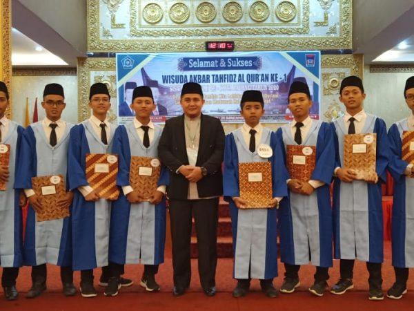 MA Ar Risalah Lahirkan Lagi 17 Orang Hafiz 30 Juz