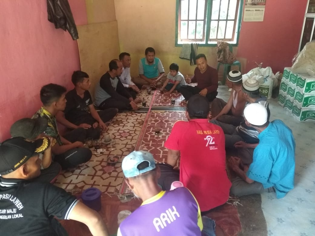 BPW Ar Risalah Tinjau Kesiapan Pengembangan Pesantren Di Agam