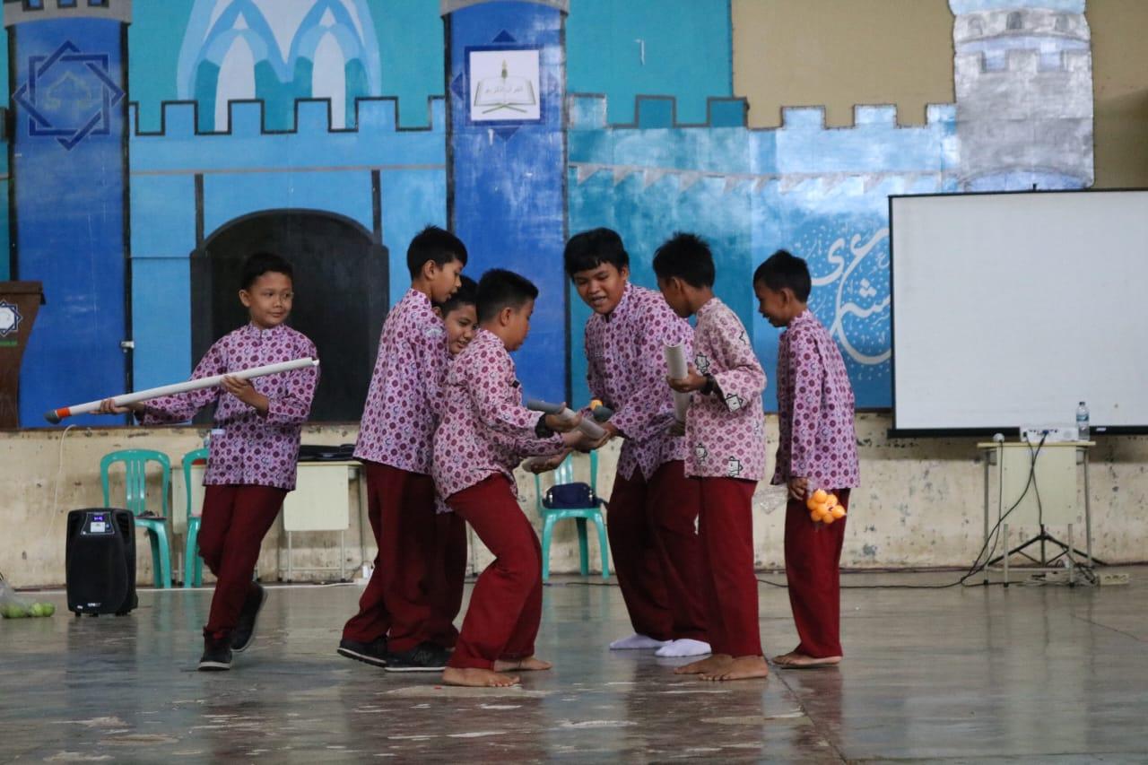 Jelang Ujian Kelulusan Sekolah; SDQu Ar Risalah Gelar Training Motivasi Bagi Siswa Kelas 6
