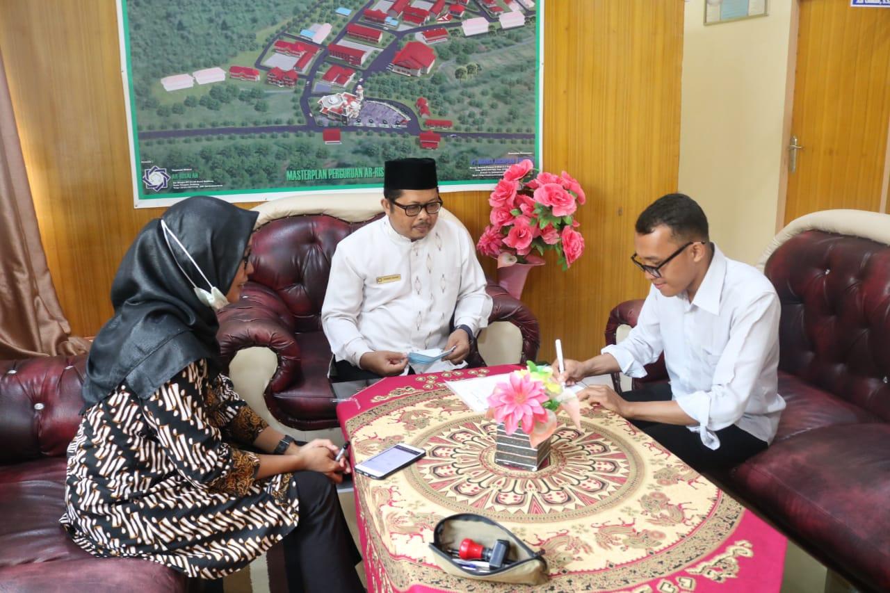 Perluas Kerjasama Media, BPW Ar Risalah Gandeng Classy FM