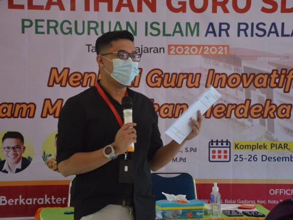 Ar Risalah Gelar Training Guru Inovatif dan Profesional