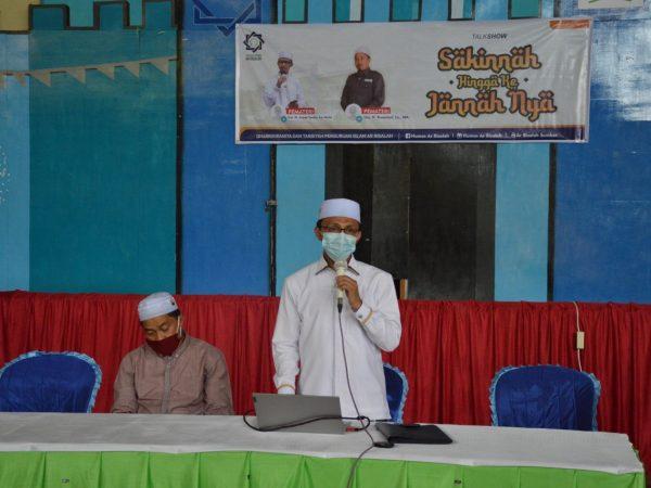 Parenting 'Keluarga Sakinah' Yayasan Waqaf Ar Risalah