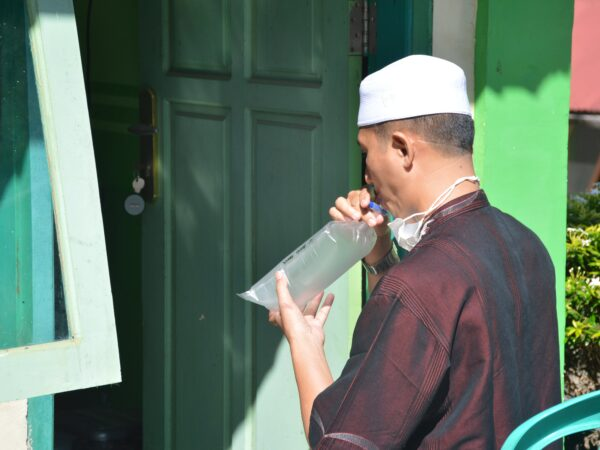 Yayasan Waqaf Ar Risalah Padang sudah memiliki alat pendeteksi Covid-19, GeNose.