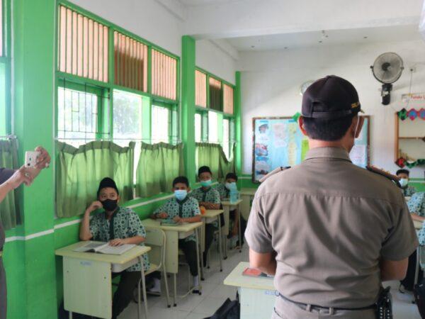 Yayasan Waqaf Ar Risalah menerima kunjungan dari Satpol PP Provinsi Sumatera Barat