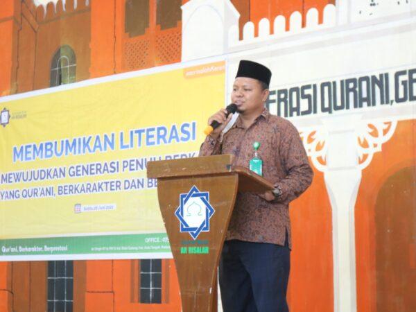 SMP Perguruan Islam Ar Risalah Galakkan Kembali Semangat Literasi