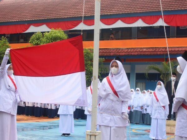 Upacara Peringatan Detik-Detik Proklamasi di Perguruan Islam Ar Risalah Berlangsung dengan Khidmat